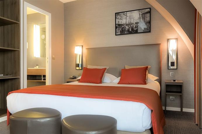 Best Western Hotel Marais Bastille_24