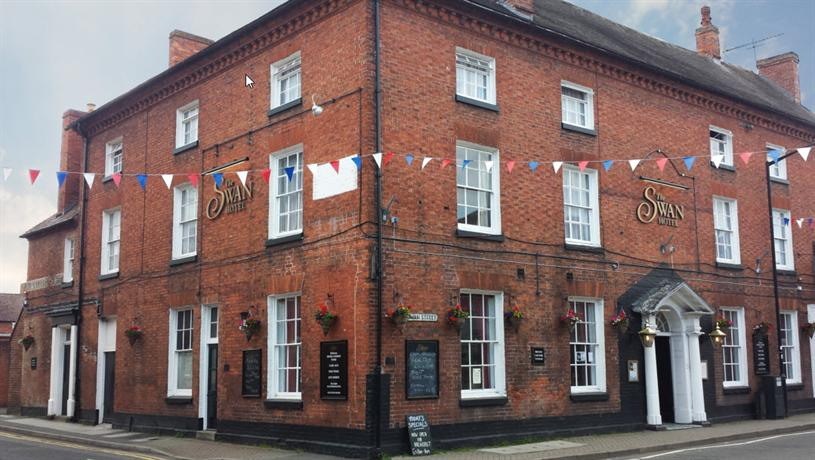 The Swan Hotel Alcester - dream vacation