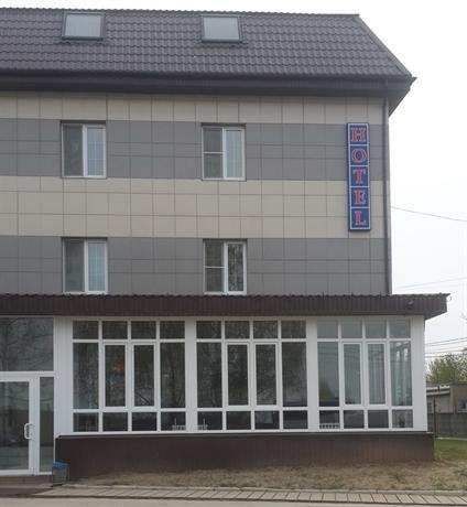 Гостиница Айсберг Хаус