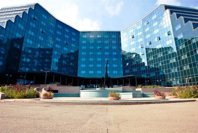 Гостиничный комплекс Ривер Палас
