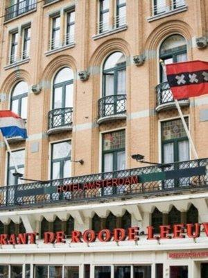 Hotel Amsterdam De Roode Leeuw - dream vacation