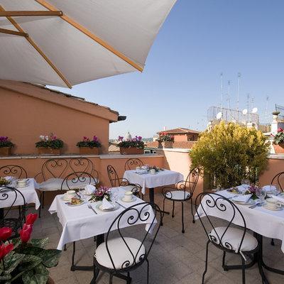 Hotel Concordia Rome - dream vacation