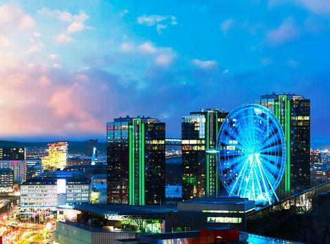 Gothia Towers - dream vacation