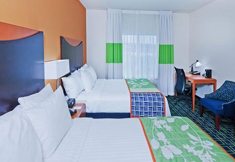 Fairfield Inn and Suites by Marriott Tulsa Southeast/Crossroads Village