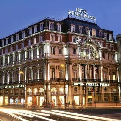 Hotel Avenida Palace Lisbon Отель Авенида Пэлэс Лиссабон