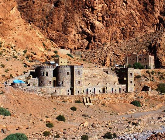 Auberge Le Festival Todra Gorge - dream vacation