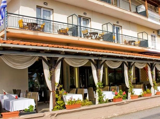 Hotel Dias Makrygialos - dream vacation