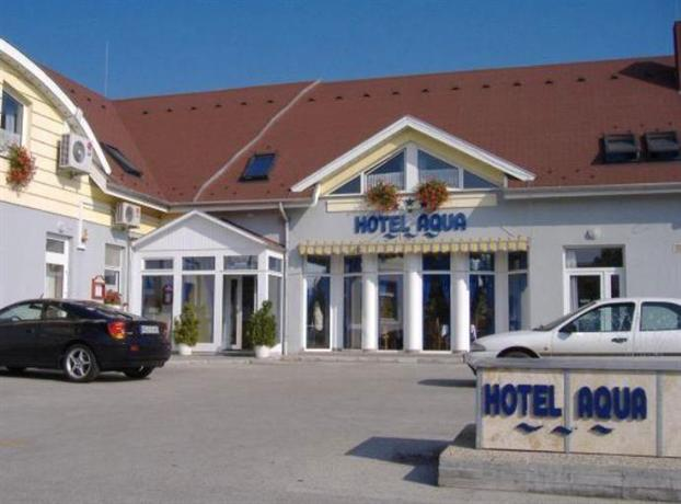 Hotel Aqua Komarom - dream vacation