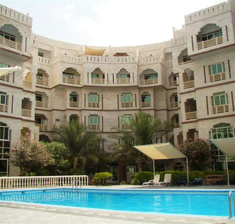 Muscat Oasis Residences - dream vacation