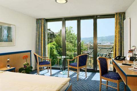Comfort Inn Royal Zurich - Zurich -