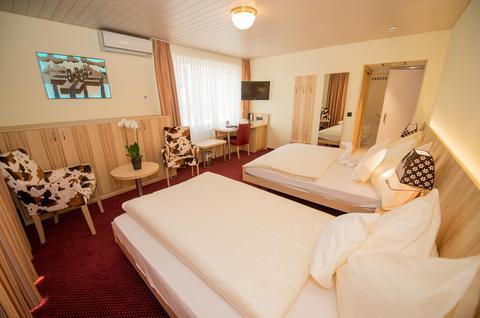 Leoneck Hotel - Zurich -