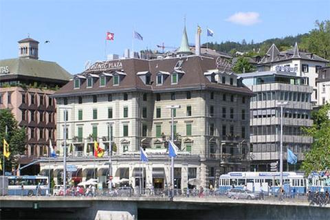Central Plaza Hotel Zurich - Zurich -