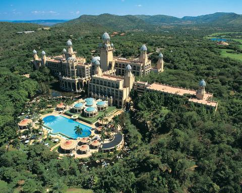 The Palace of the Lost City at Sun City Resort - dream vacation