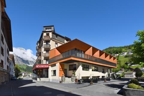Central Hotel Engelberg - dream vacation