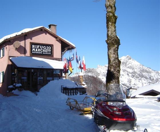 Rifugio Marchett - dream vacation