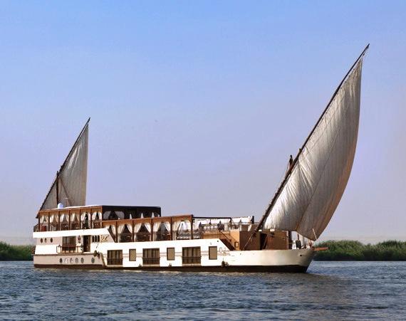 Jaz Yakouta Dahabiya - dream vacation
