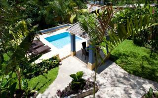 15 Cottages - Restaurant Pool Garden - Ocho Rios - dream vacation