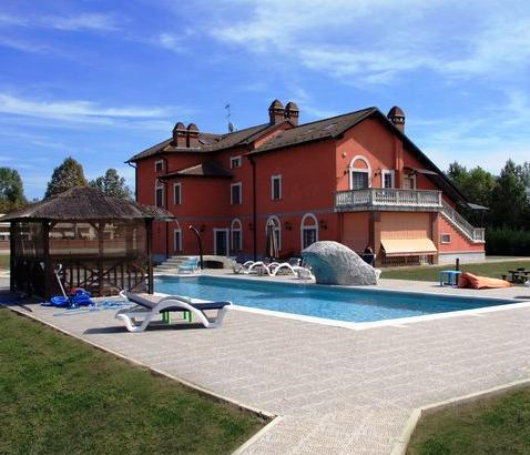 B&B Villa Sassi - Alessandria -