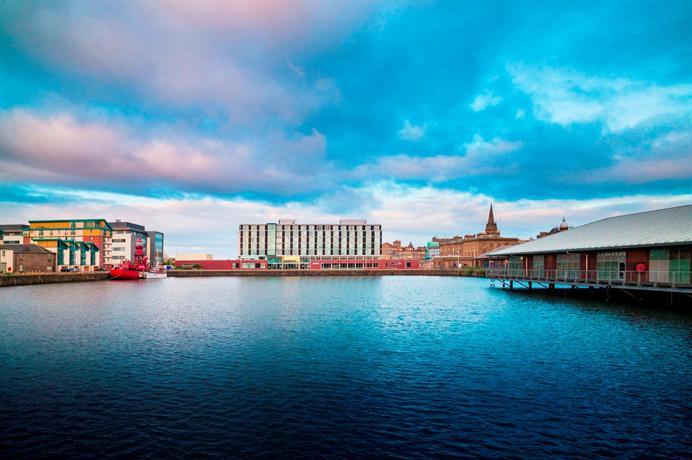 Apex City Quay Hotel & Spa - dream vacation