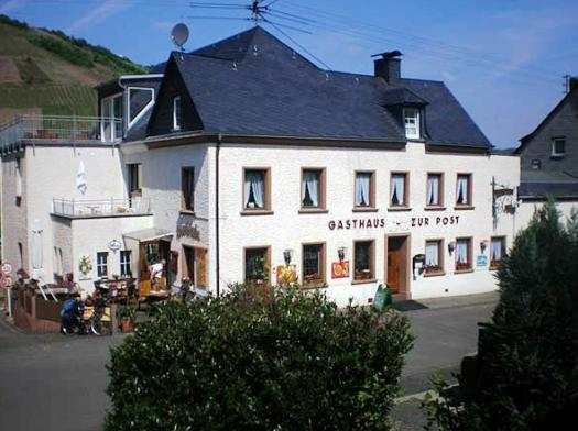 Hotel zur Post - Burg an der Mosel - dream vacation