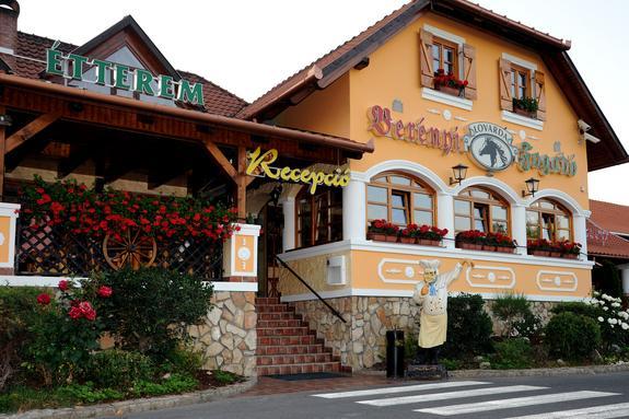 Berenyi Fogado - dream vacation