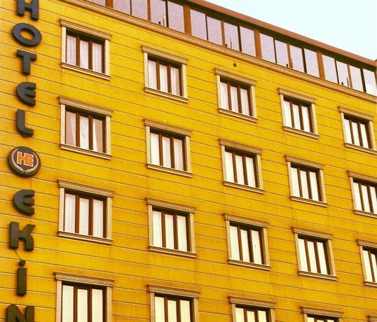 Ekin Hotel Diyarbakir - dream vacation