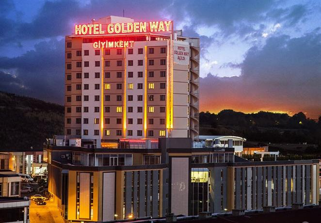 Hotel Golden Way Giyimkent - dream vacation