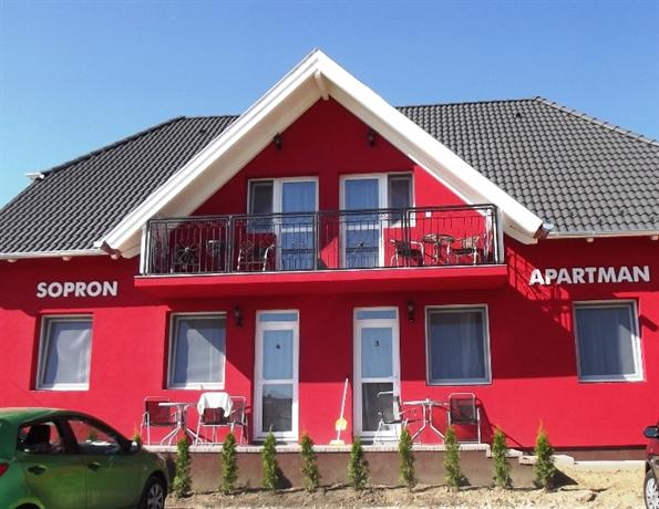 Sopron Apartman - dream vacation