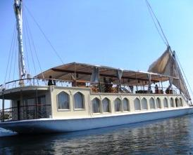Nile Heaven II Dahabiya - dream vacation