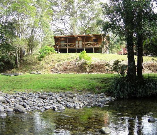 Allyn Riverside Cabins