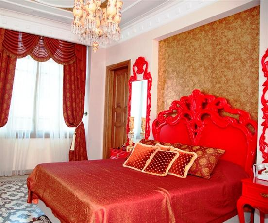 Cankaya Konaklari Hotel - dream vacation