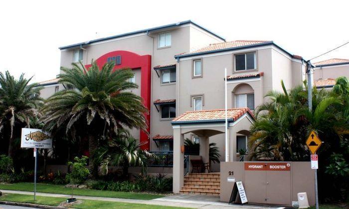 Montego Sands Holiday Apartments Gold Coast Апартаменты Монтего Сандс Холидей Голд-Кост