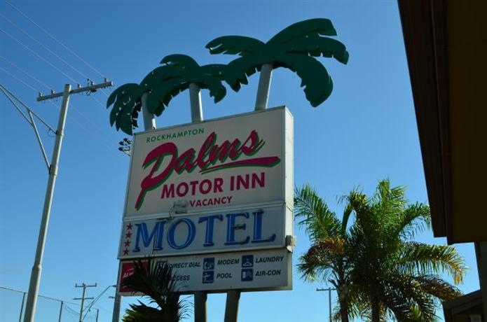 Rockhampton Palms Motor Inn - dream vacation