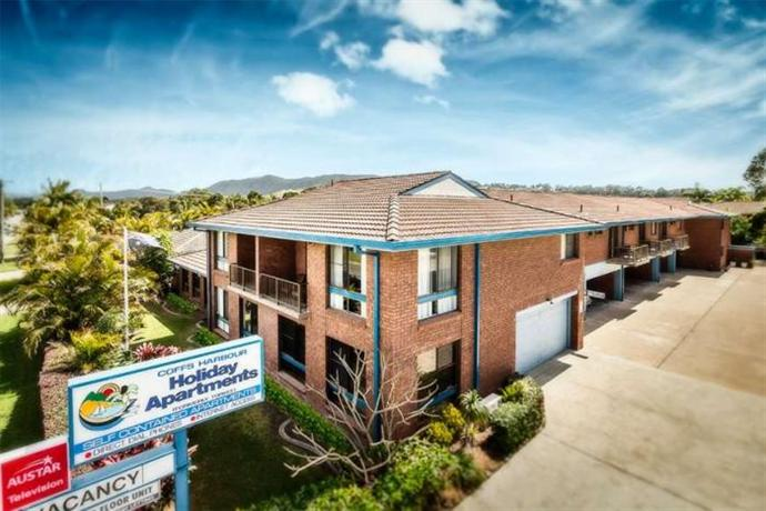 Coffs Harbour Holiday Apartments - dream vacation