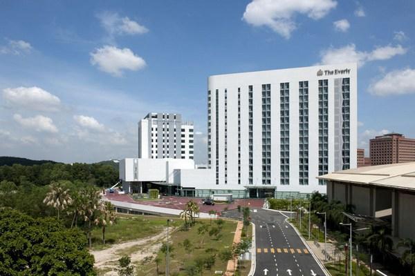 The Everly Putrajaya - dream vacation