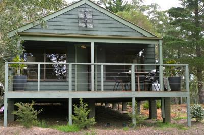 Kangaroo Valley Timber Cabin