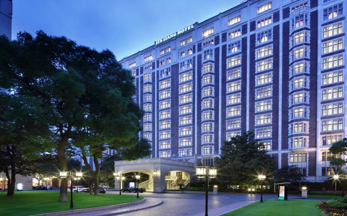 Jin Jiang Hotel - Shanghai -