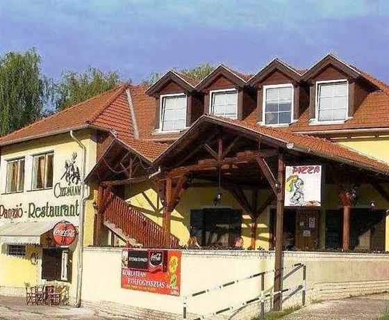 Czermann Panzio es Etterem - dream vacation