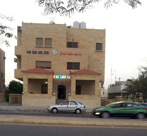 Sama Aqaba Hotel Suites - dream vacation