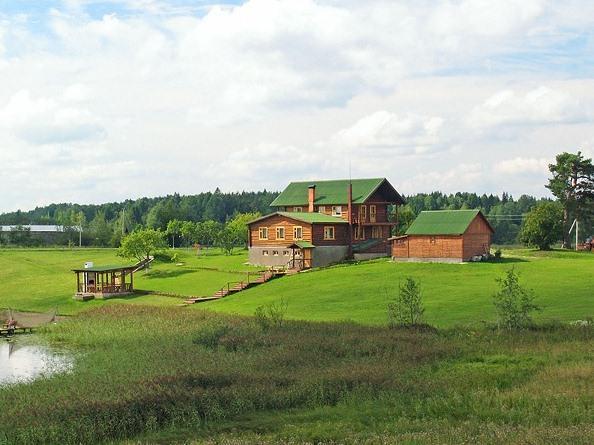 Ecopark Khvoshnya - dream vacation