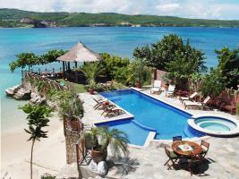 7 Br Beachfront Villa - Discovery Bay - dream vacation