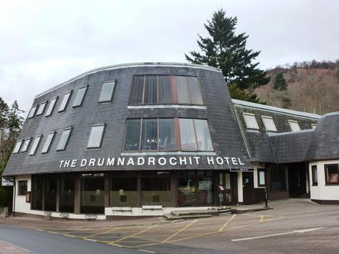Drumnadrochit Hotel - dream vacation