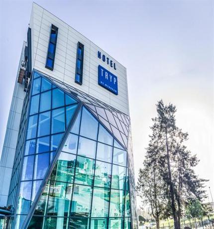 TRYP Lisboa Aeroporto Hotel Отель Трип Лисбоа Аеропорто