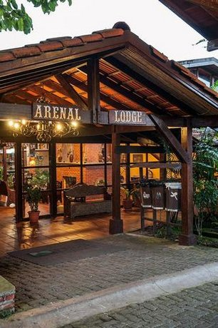 Arenal Lodge - dream vacation