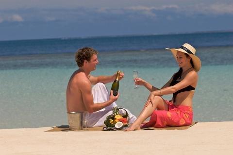 Castaway Island Resort - dream vacation