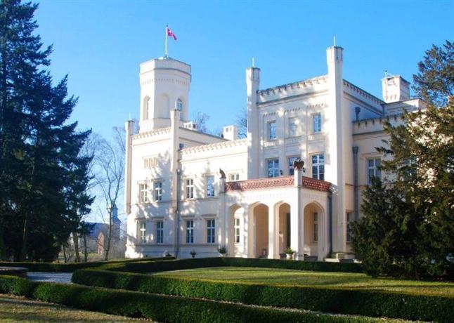 Palac Mierzecin Wellness & Wine Resort - dream vacation