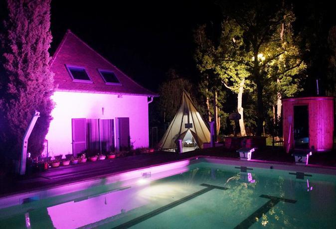 Caribou Aventures Gite - Fontainebleau -