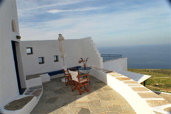 Windmill Villas Artemonas - dream vacation