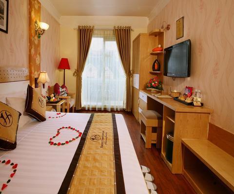 Hanoi Elegance Emerald Hotel - Hanoï -