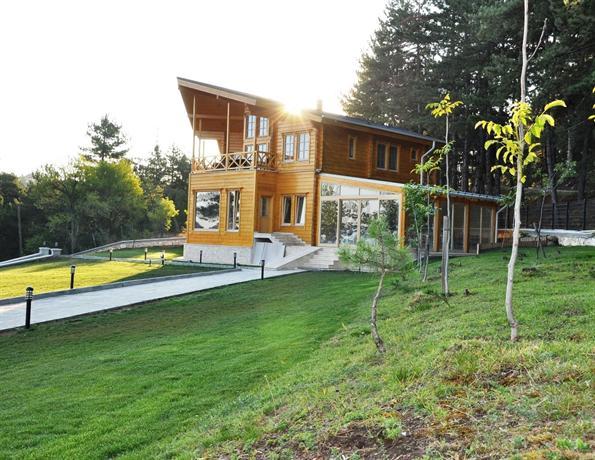 Amorium Park Hotel Wooden & Stone House - dream vacation